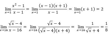 Soal Limit Tak Terhingga Bentuk 0 - statmat.id